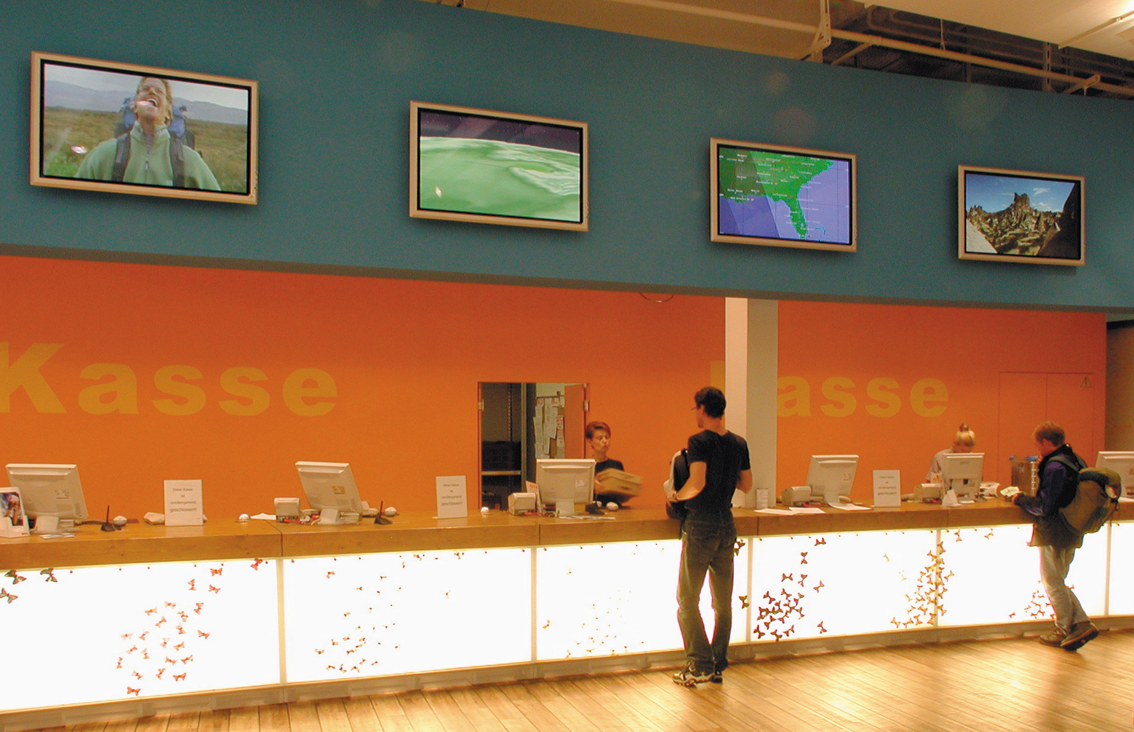 Increase Customer Engagement with Digital Signage