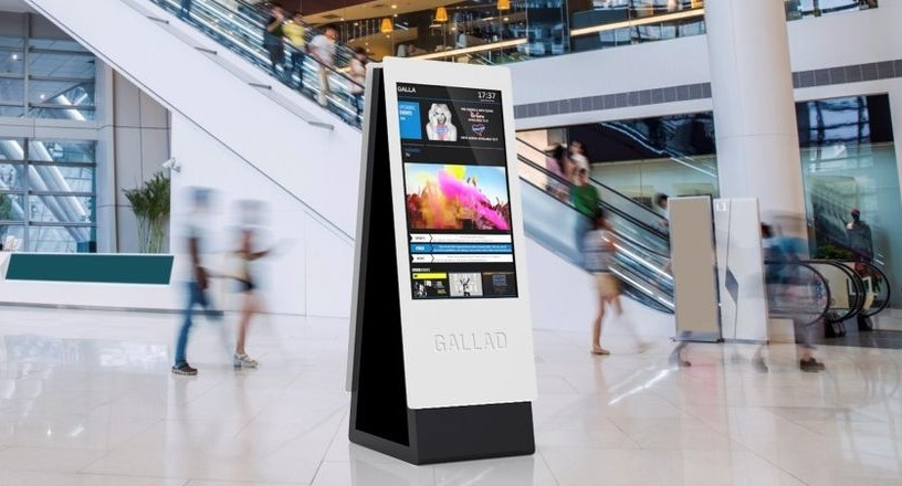 Interactive Information Kiosk | Touch Screen Info Points | LamasaTech