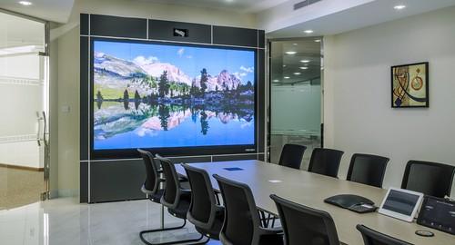 Meeting Room Av Lamasatech