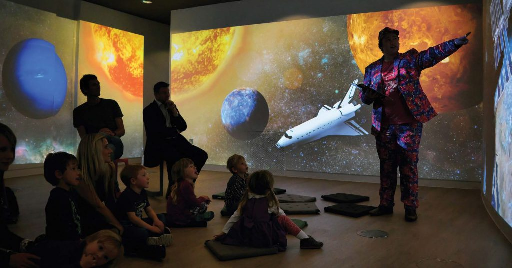 How to Design Beautiful Exhibitions with Interactive Museum Technology