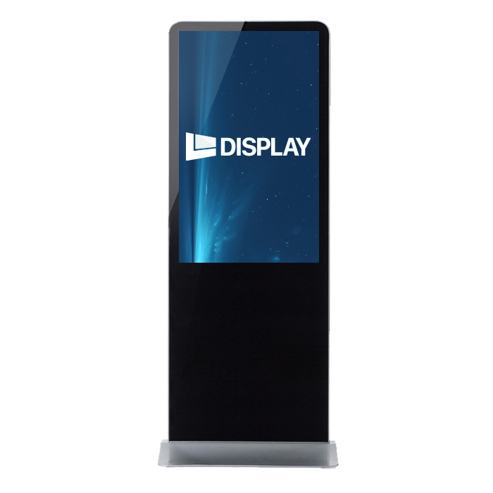 survey kiosks standing display