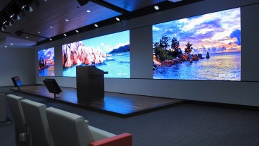 Seamless Video Walls