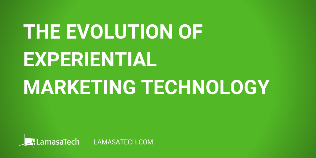 The Evolution of Experiential Marketing Technology