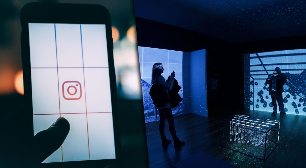 Inside the World of Instagram Museums