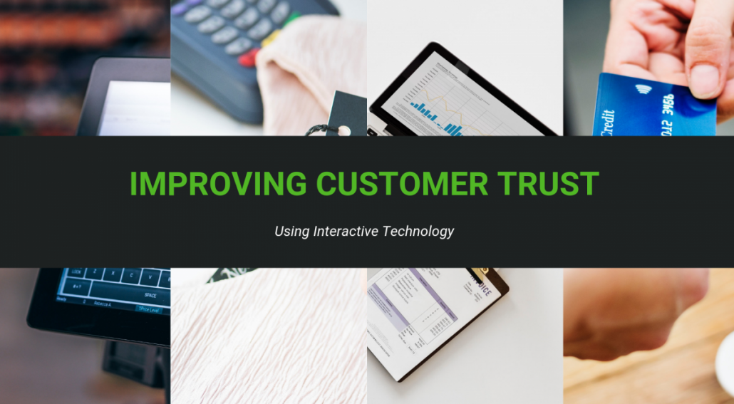 How to Build Trust With Customers Using Technology