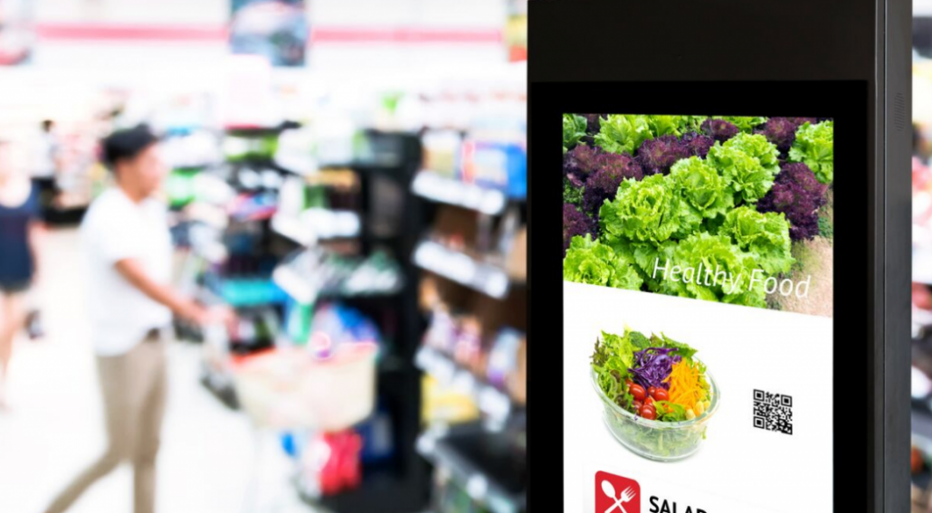 digital signage innovations