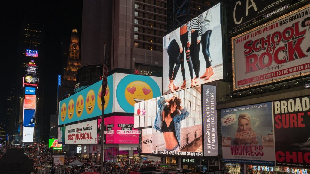 How Digital Signage Has Changed Over The Past Decade