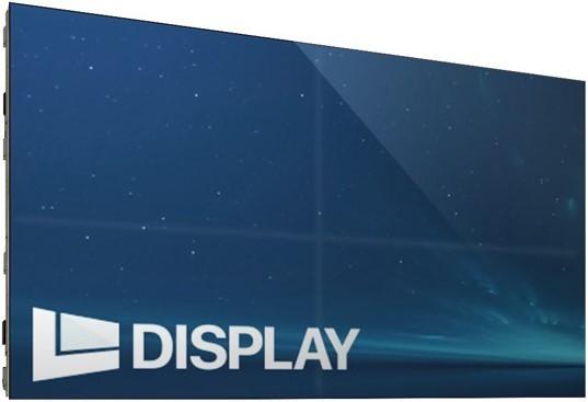 L Display Seamless Video Wall Panels