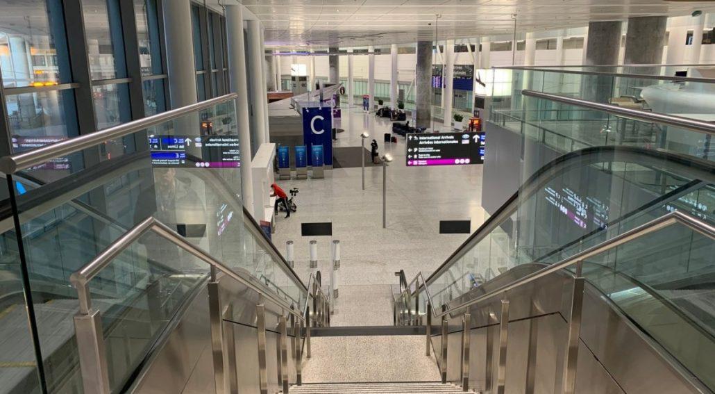 Temperature Checks at Airports