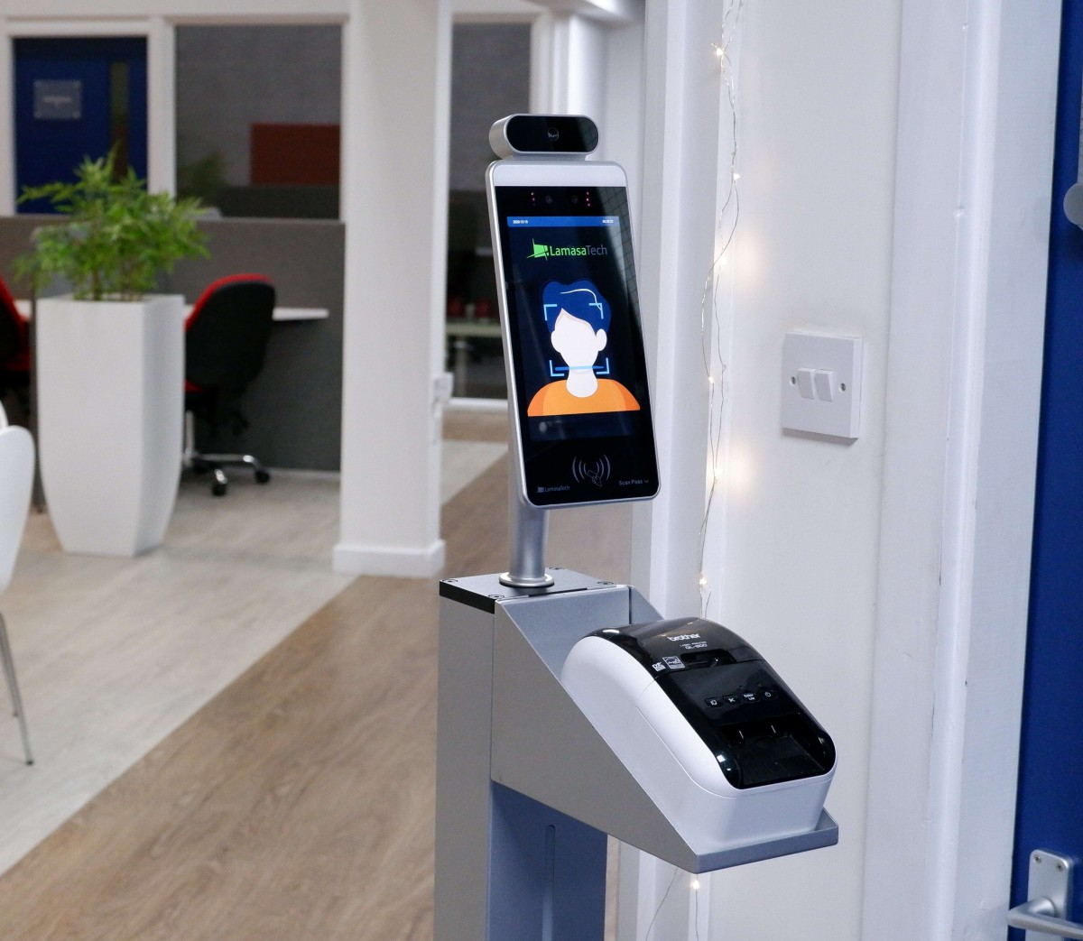 Modern Workplace Solutions for a Safe and Secure Environment