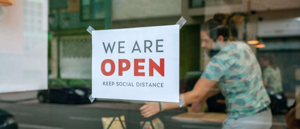 5 Reopening Business Tips safely