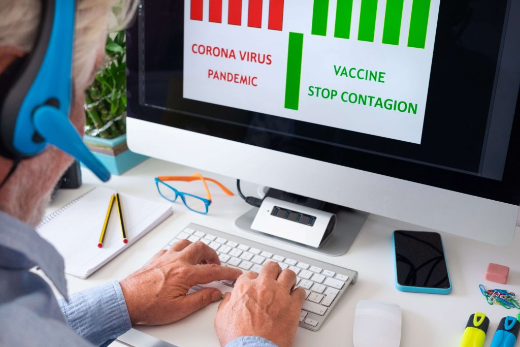 Playing Your Role in Curbing the Pandemic